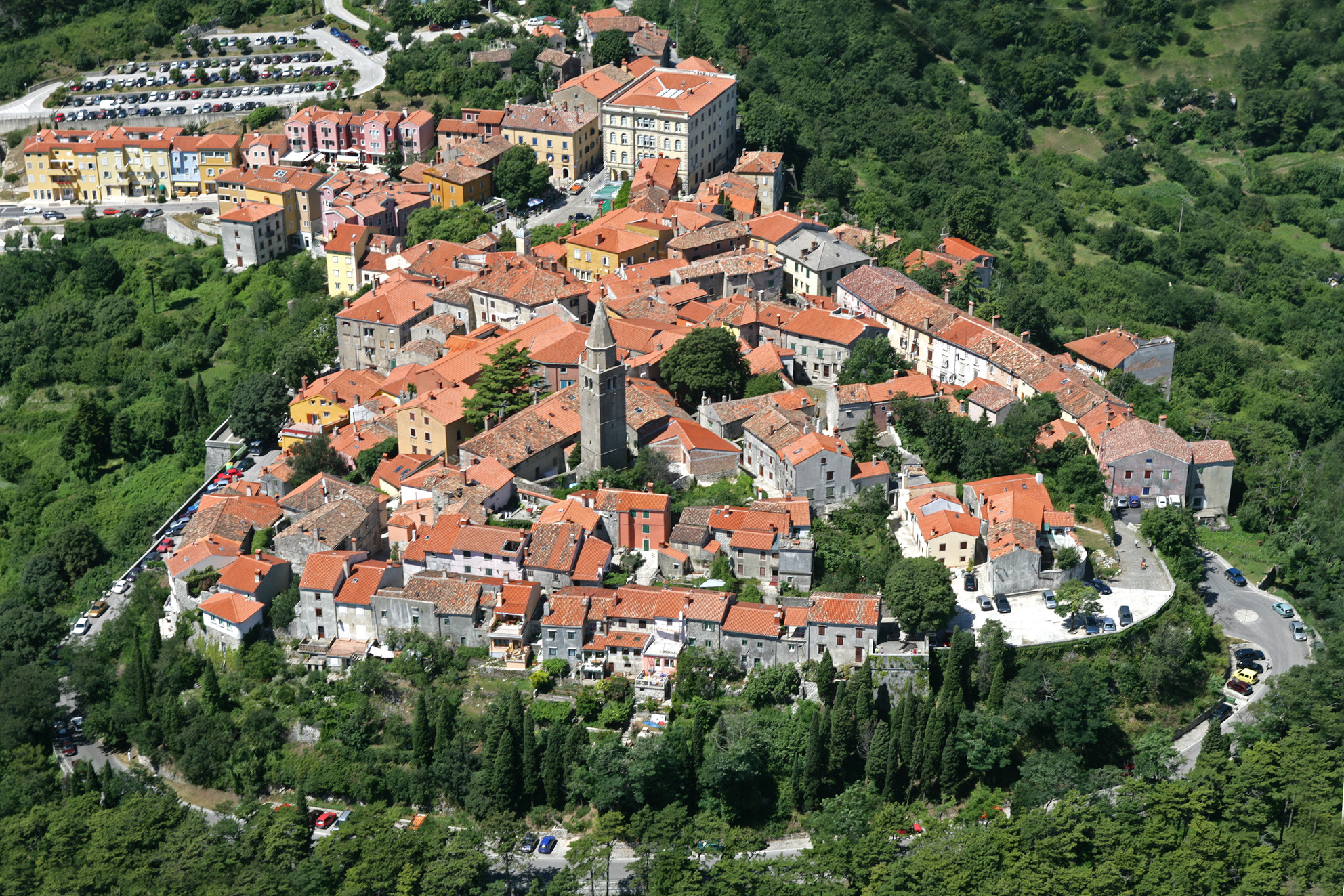 Labin & Surroundings